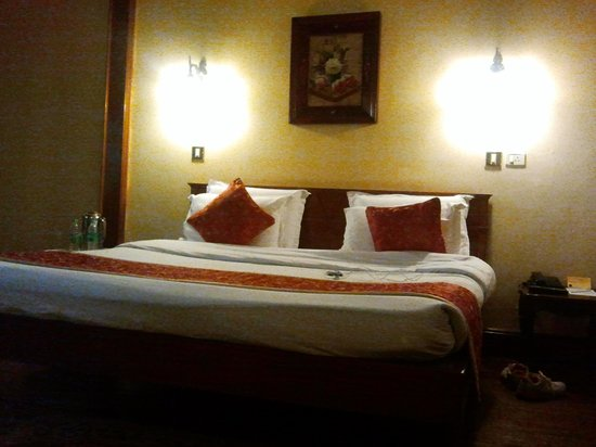 Central Heritage Resort and Spa, Darjeeling: Club room