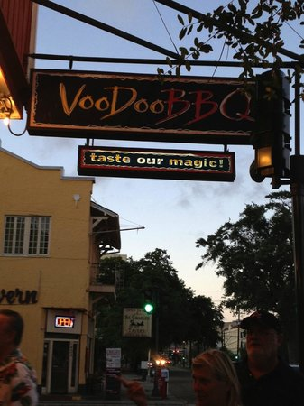 VooDoo BBQ & Grill - Uptown: Down Home & Delicious Neighborhood BBQ