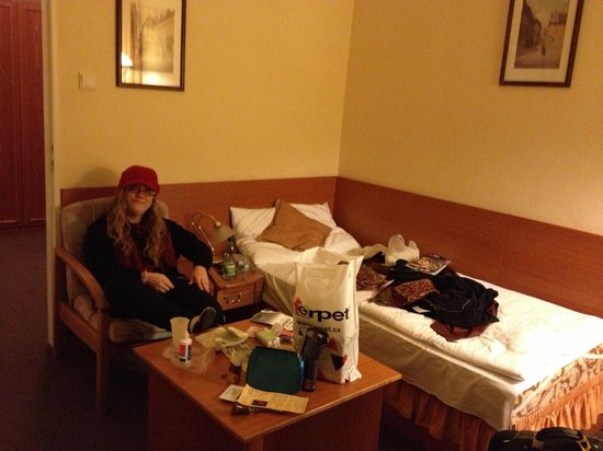 Novomestsky Hotel: Daughter's room