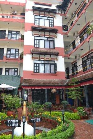 Thamel Eco Resort: Eco friendly hotel