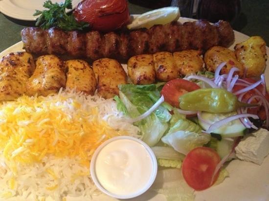 Pars Persian Cuisine: Real Persian Kabob