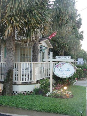The Cozy Inn: office