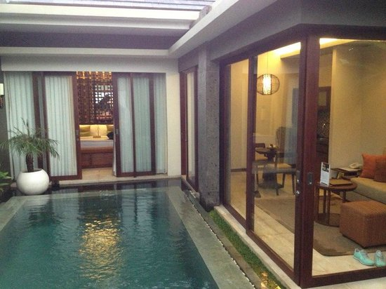 Seminyak Icon: Our villa