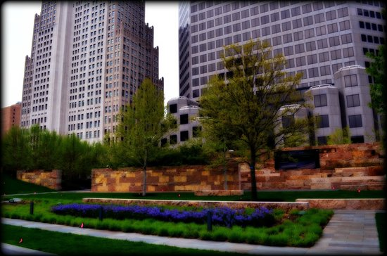 City Garden: More city buildings