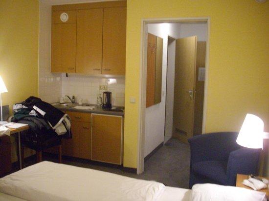 GHOTEL hotel & living Munchen-Zentrum: Amplia y funcional
