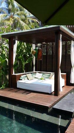 W Bali - Seminyak: Территория виллы №26