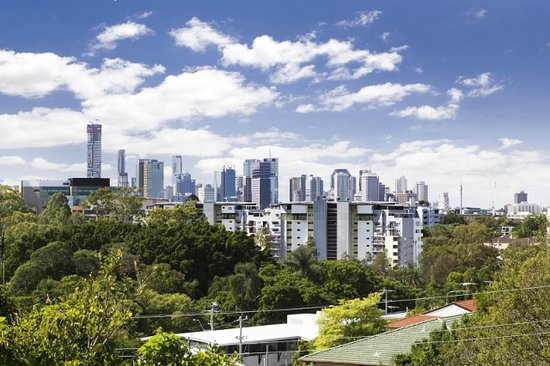 Toowong Villas: Views