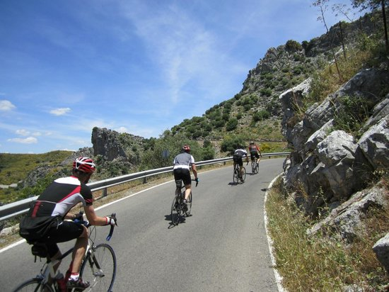 Montecorto, Spain: Classic Road Cycling Holidays Spain