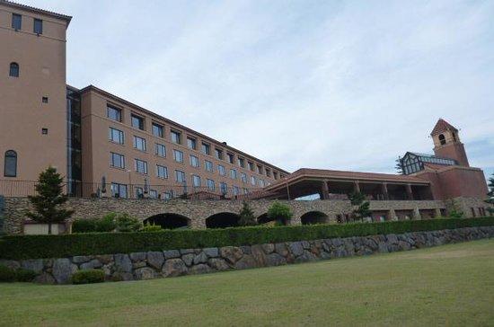 Fruit Park Fujiya Hotel: 外観