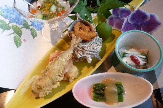 Fruit Park Fujiya Hotel: 料理