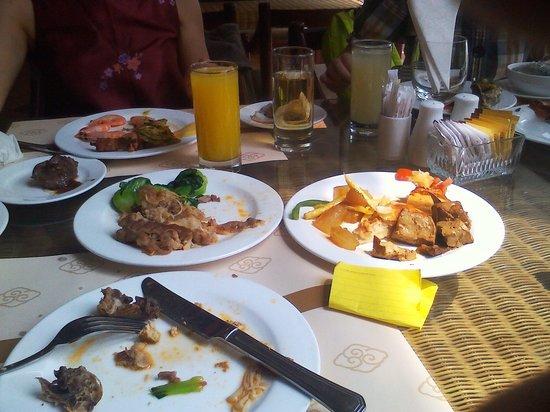 Zhou Kinesisk Restaurant reviews