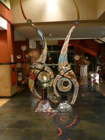 Camino Real Hotel: Lobby