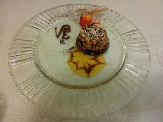 Villa Euchelia Resort: Dessert!!