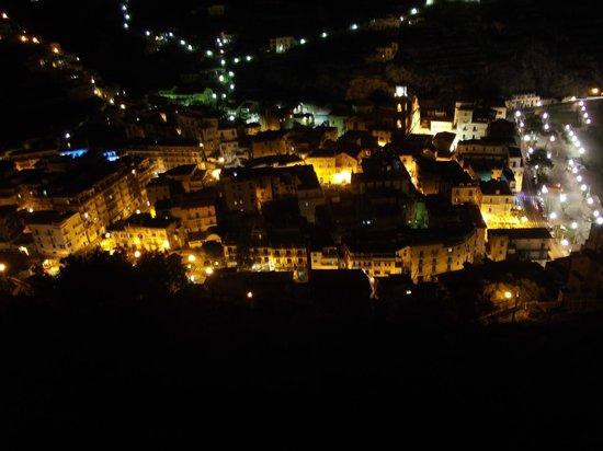 Orto Paradiso: Minori bei Nacht