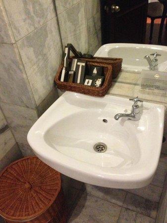 Museum Hotel: toiletaries