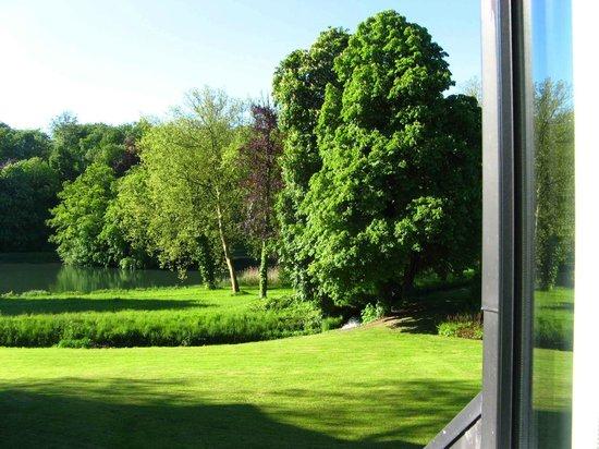 Park 7 : Le parc vu depuis la chambre