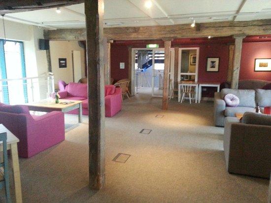 Marriott's Warehouse: Marriott's Lounge - 1st Floor