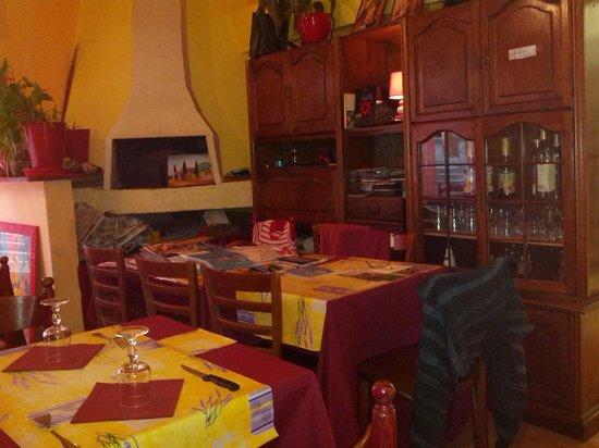Restaurant Le Theatre : Il locale