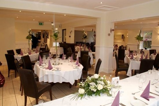 Luciano's at the Millstone: Wedding