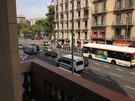 HLG CityPark Pelayo Hotel: affacciò al terrazzo