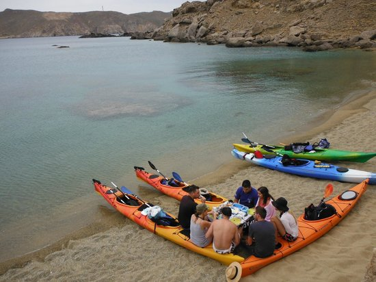 Mykonos Kayak Day Tours & Trails