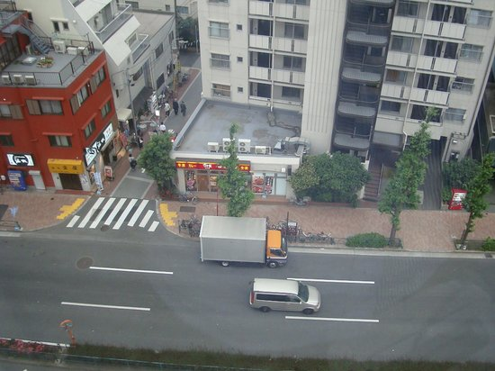 Hotel JAL City Haneda Tokyo: すき家