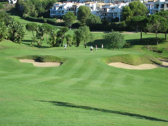 Los Arqueros Golf & Country Club: The first golf course on the Costa del Sol and the second in Andalucía to obtain the Management