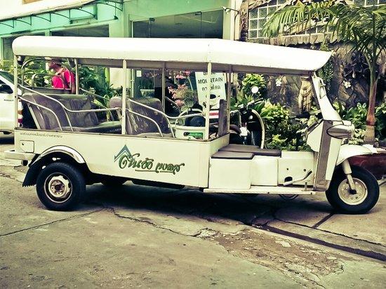 Tonaor Place : Free shuttle to Sutthisan MRT