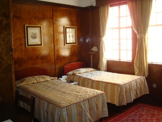 Oakwood Hotel: Double Bed