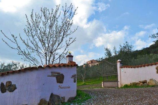 Agriturismo Nurazzolas: Benvenuti a Nurazzolas