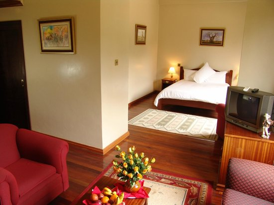 Hotel LaMada: Single bed