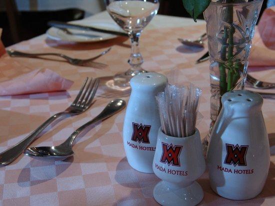 Hotel LaMada: Dine