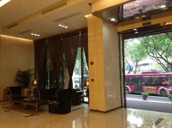 Easun Guotai Hotel : Hotel lobby