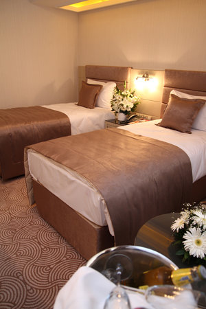 Amethyst Hotel Istanbul: STANDART DOUBLE ROOM