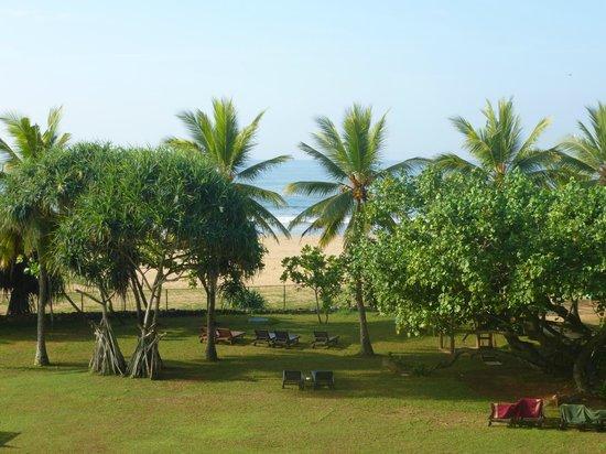 The Palms Hotel: Close to beach