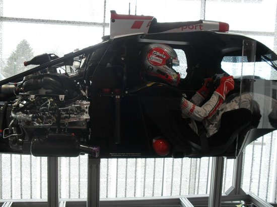 İç Dizayn - Picture of Audi Museum, Ingolstadt - TripAdvisor