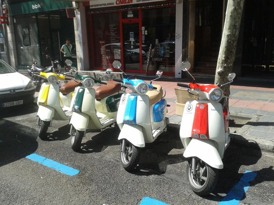 Scootydo Rental Bikes