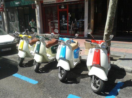 Scootydo alquiler de motos