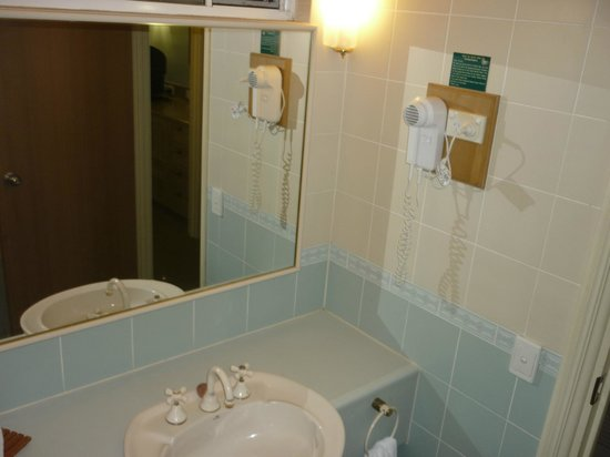كايرنز كولونيال كلوب ريزورت: Bathroom - Superior Garden View