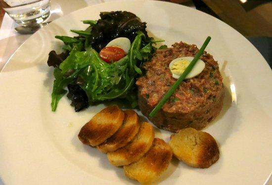 D'Oliva: Steak tartare