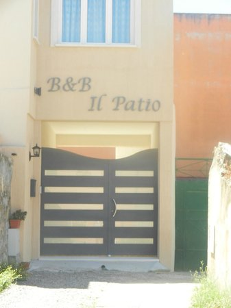 Bed and Breakfast Il Patio: Ingresso