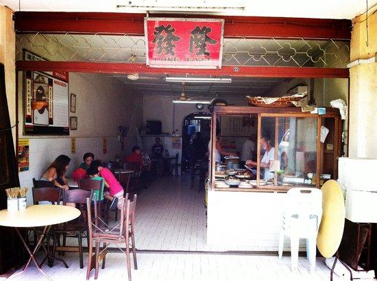 Long Fatt Teow Chew Porridge: Teochew porridge