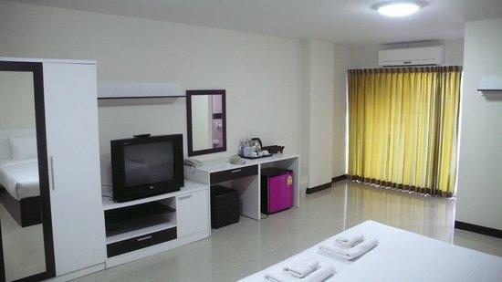 Princess Suvarnabhumi Airport Residence: Номер