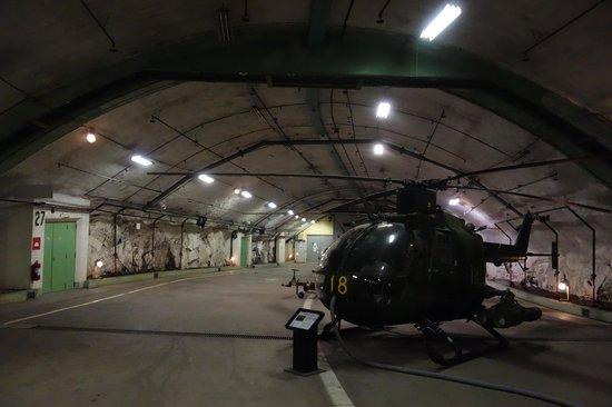 Aeroseum: The underground bunker!