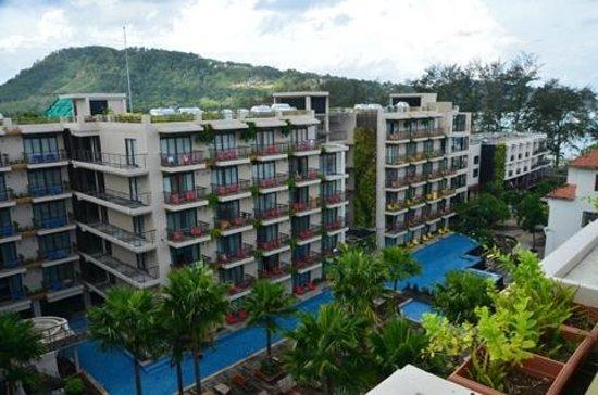 Baan Laimai Beach Resort: Отель