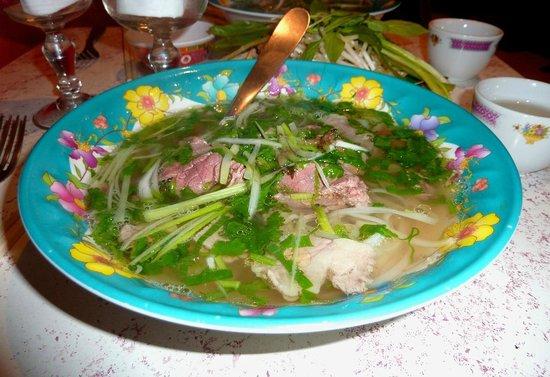 Nguyen Hoang : Pho Bun