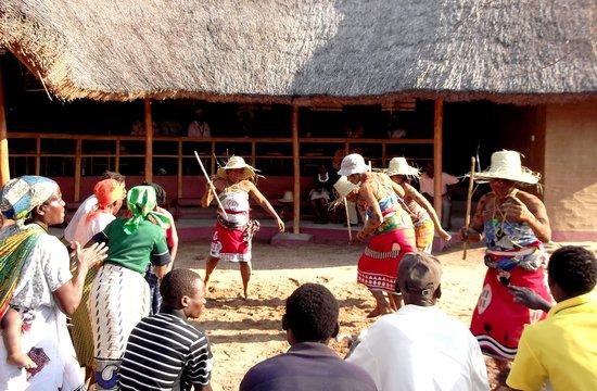 Mpale Cultural Village: Cultural Dances