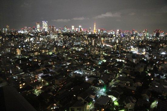 The Westin Tokyo: Night view