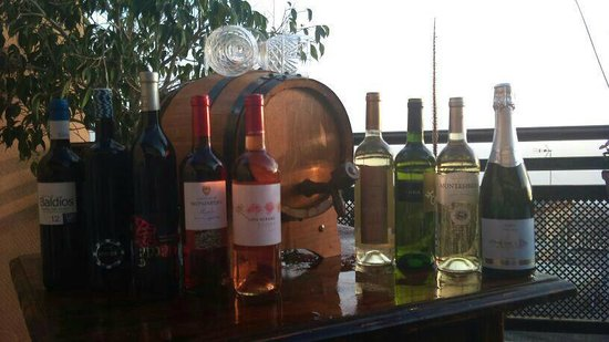 The Willows : Select wine list