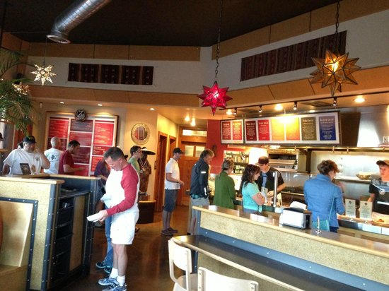 Zia Taqueria: Inside-lines can get long